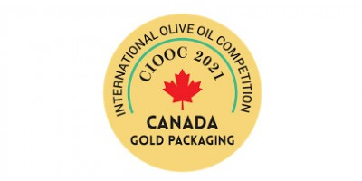 Canada IOOC 2021 PACKAGING GOLD