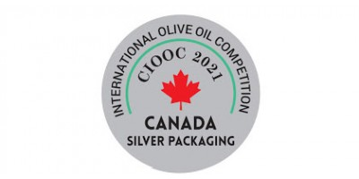 Canada IOOC 2021 PACKAGING SILVER
